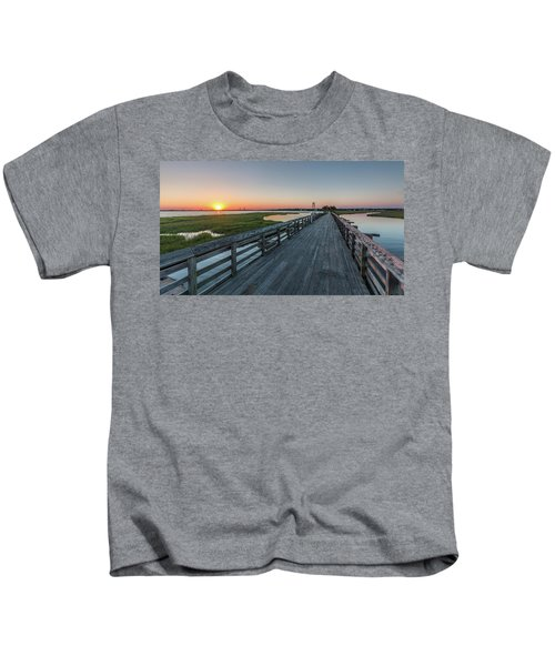 Old Pitt Street Bridge  Kids T-Shirt