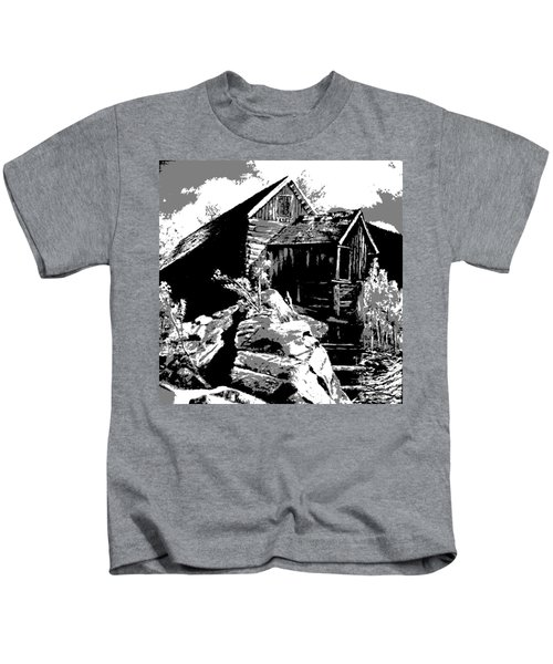 Old Rocky Mill Kids T-Shirt