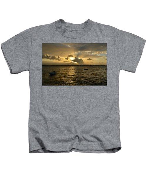 Old San Juan 3772 Kids T-Shirt