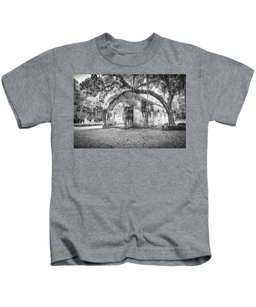 Old Tabby Church Kids T-Shirt