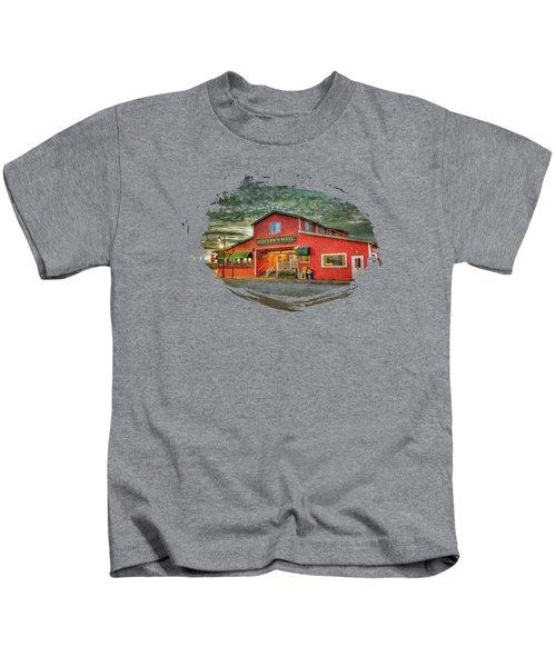 Old Town Mall Bandon Kids T-Shirt