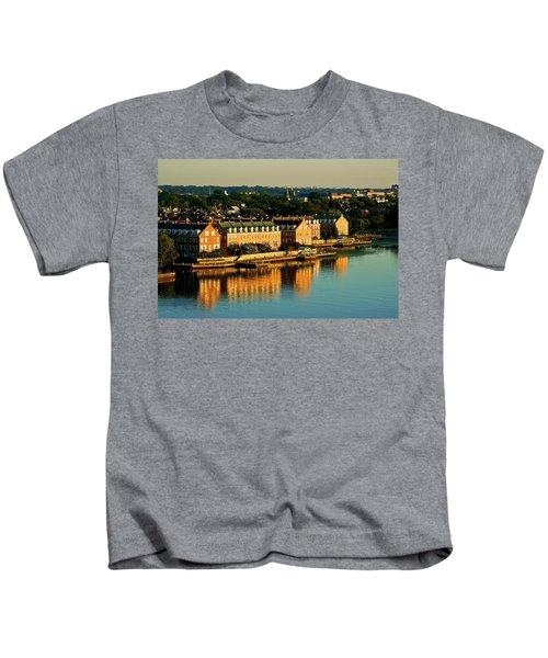 Old Town Va Kids T-Shirt
