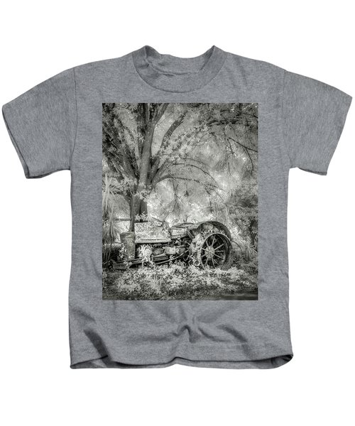 Old Tractor Kids T-Shirt