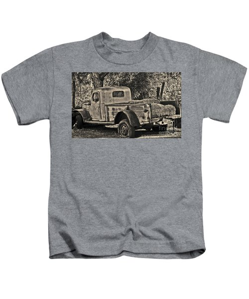 Old Truck Kids T-Shirt