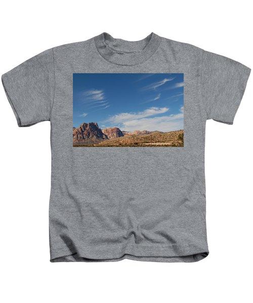 Old West Poles Kids T-Shirt