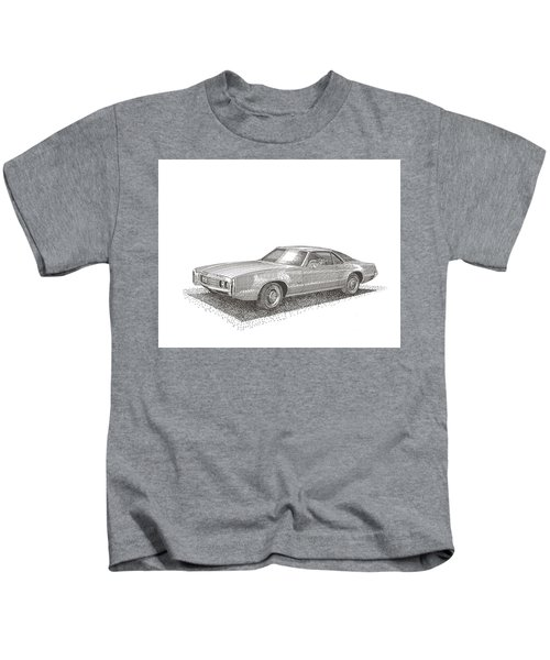 Oldsmobile Tornado S C Kids T-Shirt