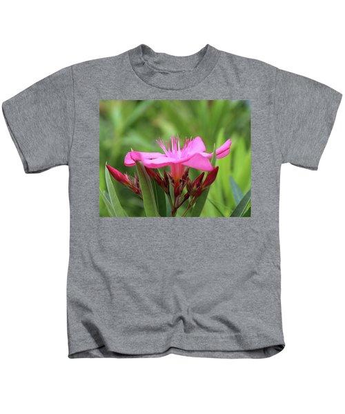 Oleander Professor Parlatore 1 Kids T-Shirt
