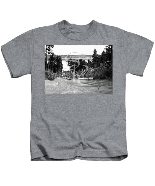 Olympia Country Club 18th Hole Kids T-Shirt