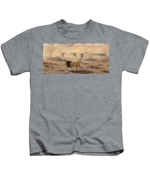 On Patrol Kids T-Shirt