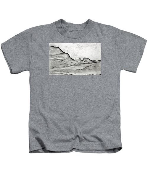 On The East Face Kids T-Shirt