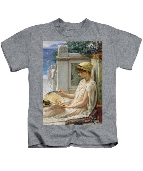 On The Terrace Kids T-Shirt