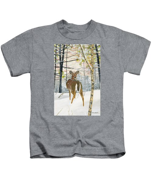 On The Trail Kids T-Shirt