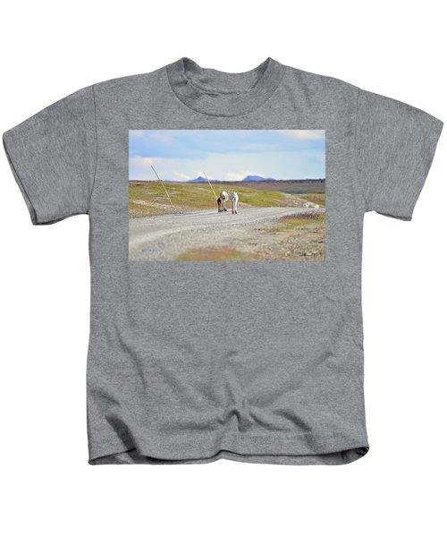 On The Way Kids T-Shirt