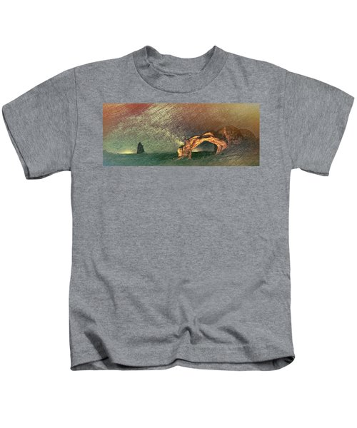 Once Again There Was The Desert Kids T-Shirt