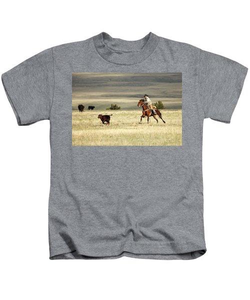 One Got Away Kids T-Shirt
