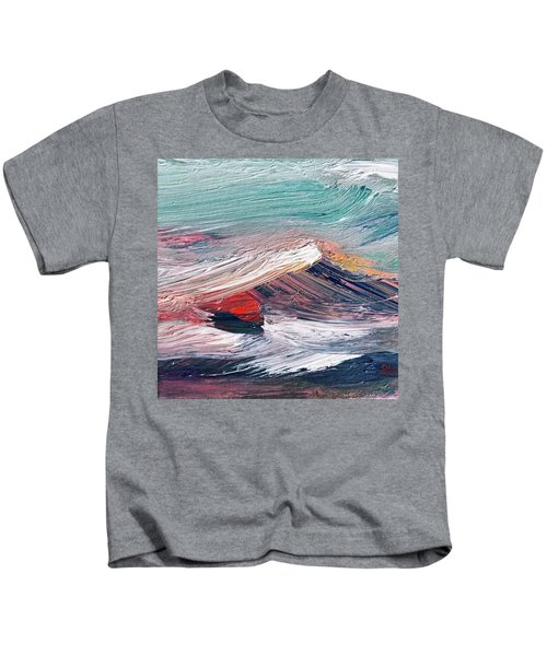 Wave Mountain Kids T-Shirt