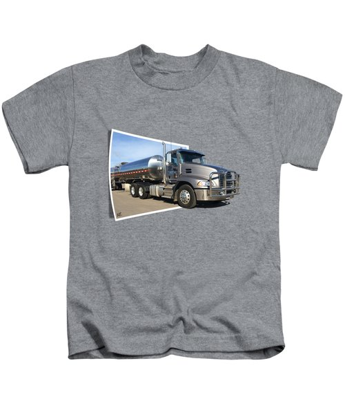 One Stack Mack Graphic Kids T-Shirt