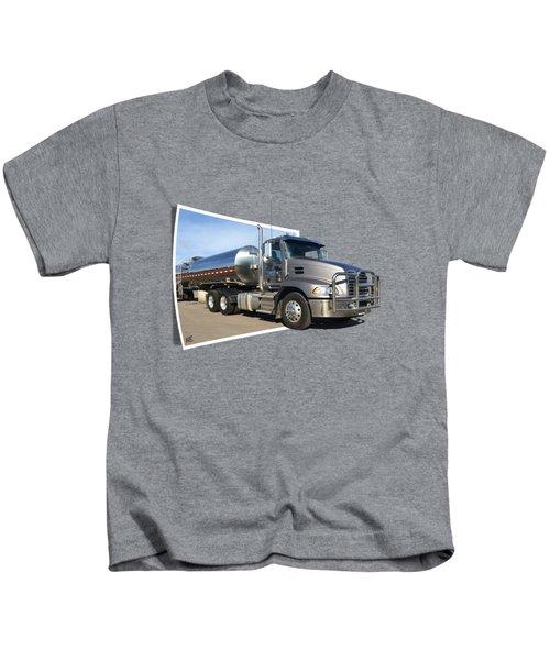 One Stack Mack Graphic Kids T-Shirt
