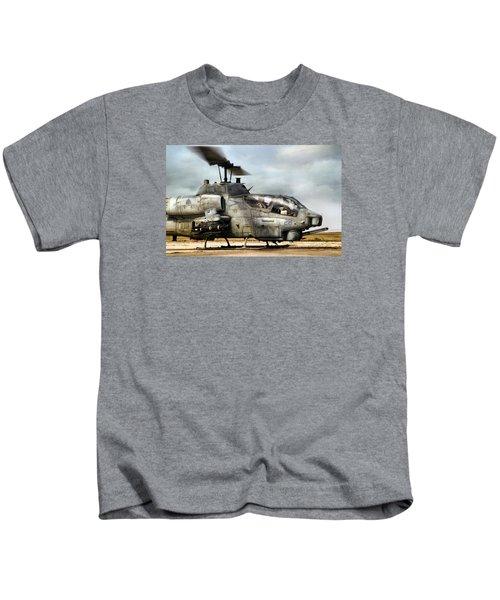Ophidiophobia Kids T-Shirt