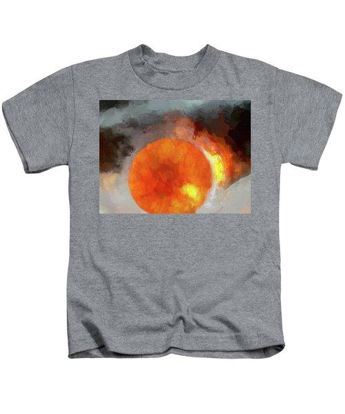 Orange Crush Kids T-Shirt