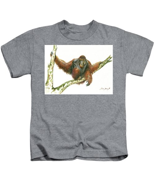 Orangutang Kids T-Shirt