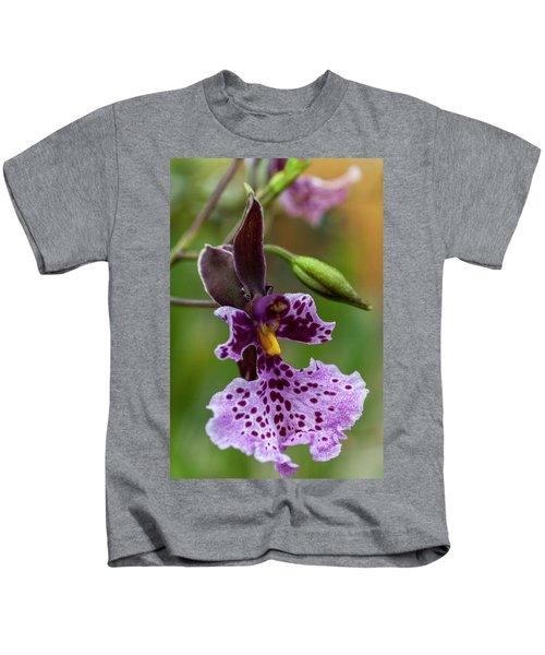 Orchid - Caucaea Rhodosticta Kids T-Shirt