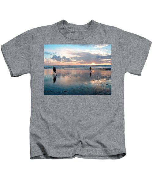 Oregon Coast 7 Kids T-Shirt