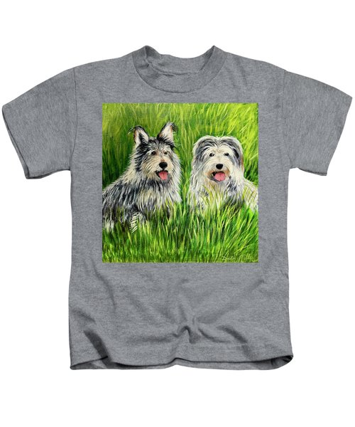 Oskar And Reggie Kids T-Shirt
