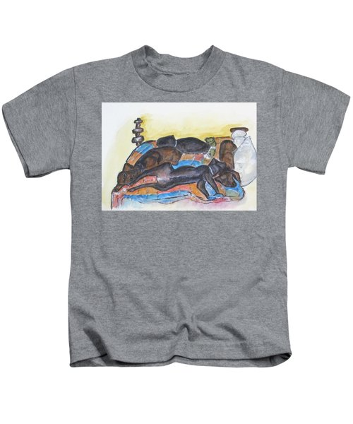 Our Bed Now Kids T-Shirt