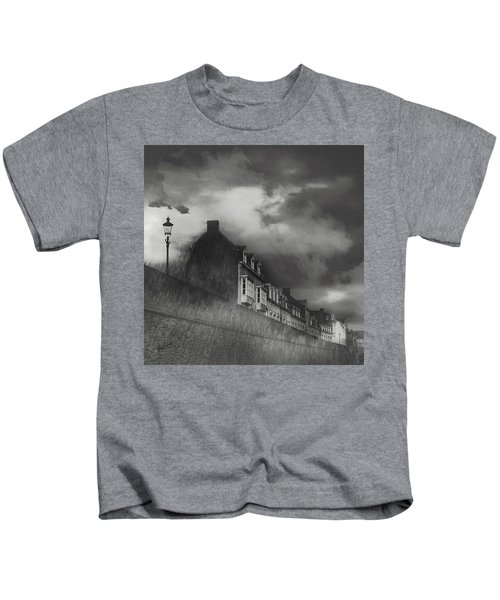 Our Lady Wall Maastricht Kids T-Shirt by Nop Briex