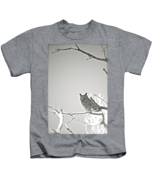 Owl Be Seeing You Kids T-Shirt