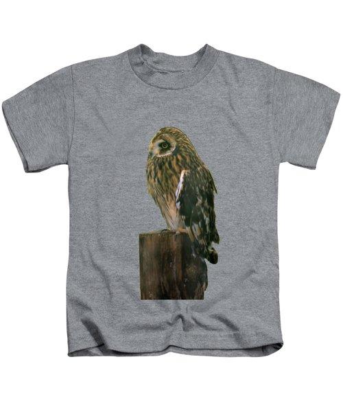 Owl Kids T-Shirt