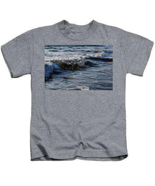 Pacific Waves Kids T-Shirt