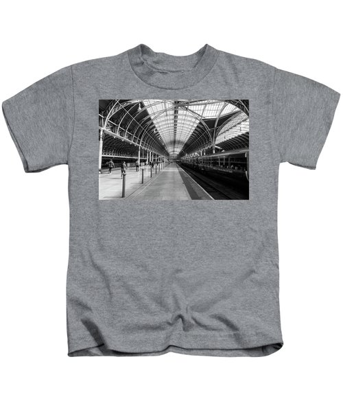Paddington Station Kids T-Shirt