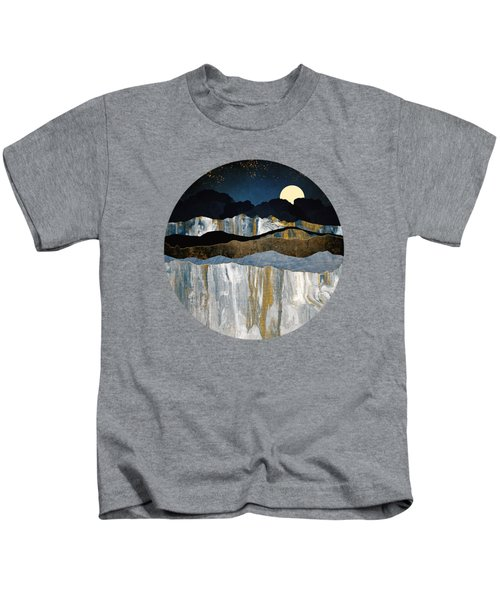 Painted Mountains Kids T-Shirt