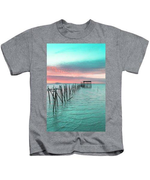 Palafitico 01 Kids T-Shirt