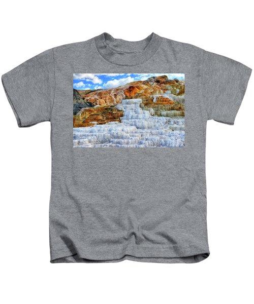 Palette Steps Kids T-Shirt