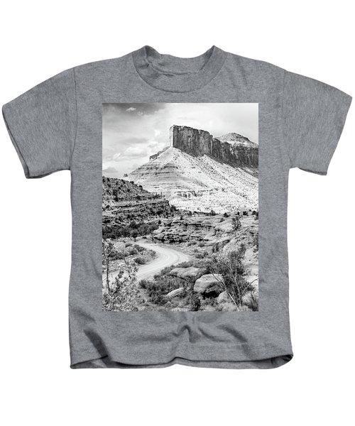 Palisade Island Mesa Kids T-Shirt