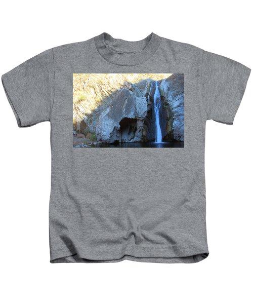 Paradise Falls Kids T-Shirt