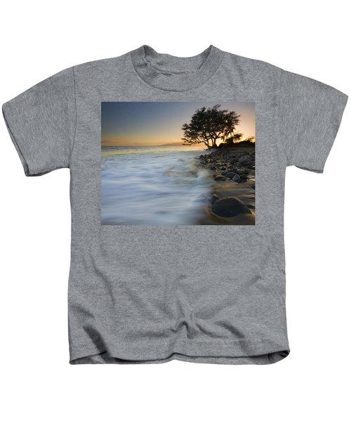 Paradise Gold Kids T-Shirt