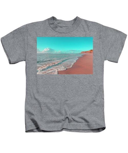 Paradisiac Beaches Kids T-Shirt