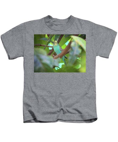 Parakeet Kids T-Shirt
