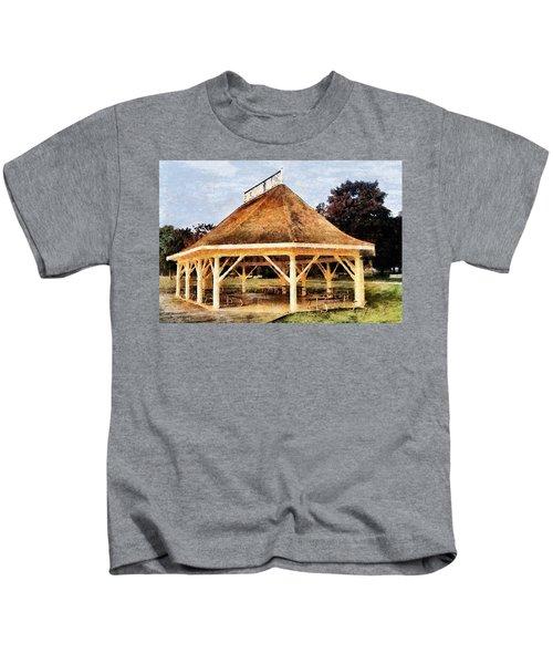 Park Gazebo Kids T-Shirt