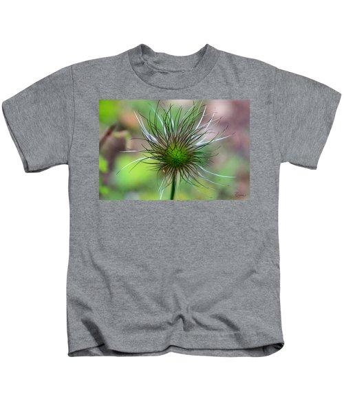 Pasque Fluff Kids T-Shirt