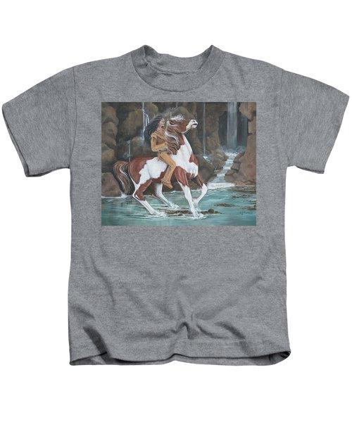 Peacemaker's Ride Kids T-Shirt