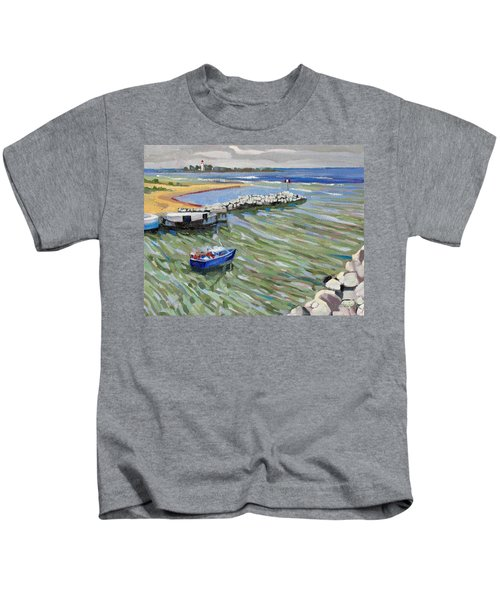 Peerlessly Outbound Kids T-Shirt