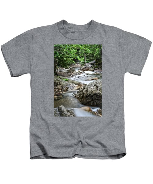 Pemigewasset River Nh Kids T-Shirt