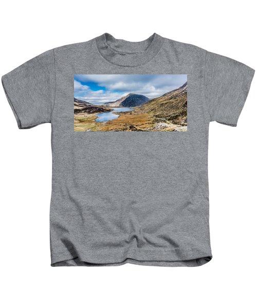 Pen Yr Ole Wen Kids T-Shirt