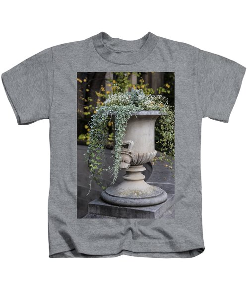 35f9ae1109e572 Penn State Flower Pot Kids T-Shirt Penn State Flower Pot. John McGraw