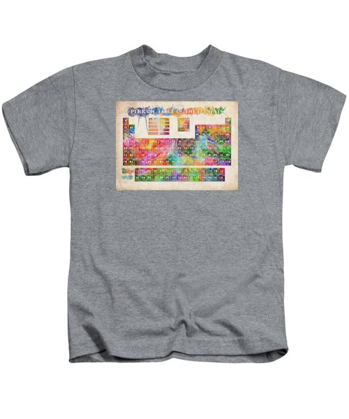 Periodic Table Of The Elements 10 Kids T-Shirt
